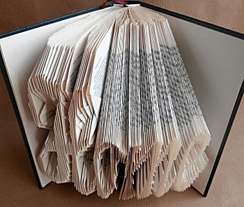 Boekkunst - Tekst Home - Voorbeelden en downloads van knutselidee.nl