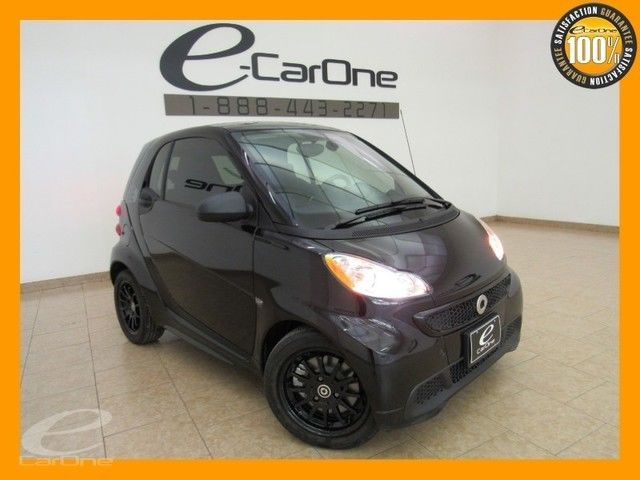 Smart Coupe | CUSTOM BLACK PKG & WHEELS | HTD STS | PANO | $26K MSRP
