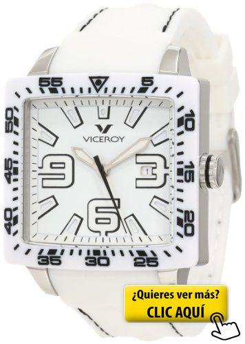 Reloj Viceroy Fun Colors 432099-05 Unisex Blanco #reloj
