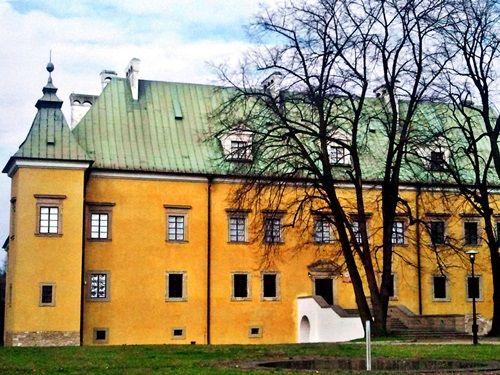 spytkowice zamek