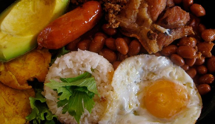 Check out these yummy traditional dishes of Colombia!