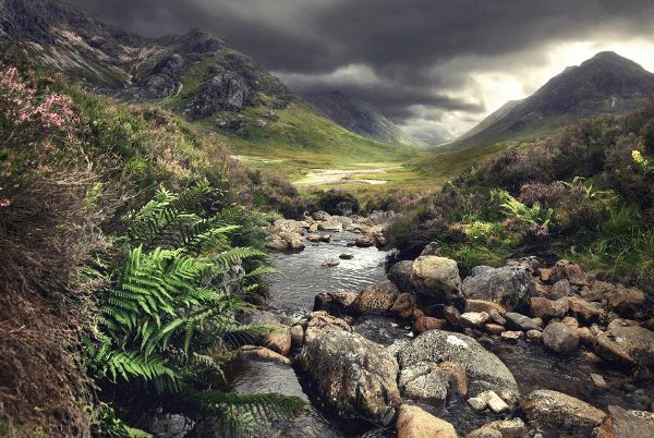 """Braveheart's Legacy, Spectacular Scottish Landscape Photography by Kilian Schönberger  """"Braveheart's Legacy"""" is a beautiful photo series by German photographer Kilian Schönberger, exploring the Scottish Highlands, in the steps of William Wallace…"""