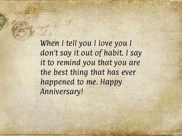 10 Year Wedding Anniversary Quotes For Husband - Wedding ...