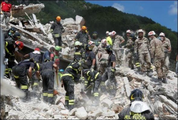 La Repubblica και Associated Press ανεβάζουν τον αριθμό των νεκρών στους 247