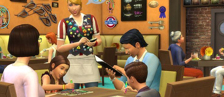 Nuevo pack de contenido: Los Sims 4 Escapada Gourmet | CheckPoint Games