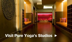 Pure Yoga- Best yoga studios in NYC