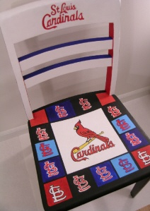 Sport Or Team Chairs Are Fun Too St Louis Cardinals