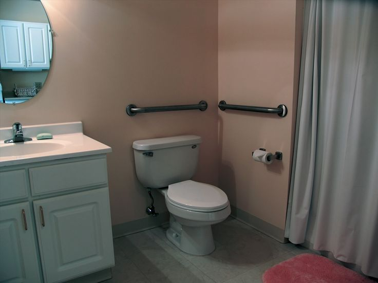 Read About Such Handicap Bathroom Accessories As Grab Bars And Toilet  Safety Rails So That You Can Learn How To Make Your Bathroom Safer Place.