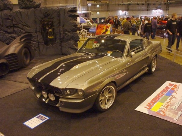 67 shelby mustang My all time dream car