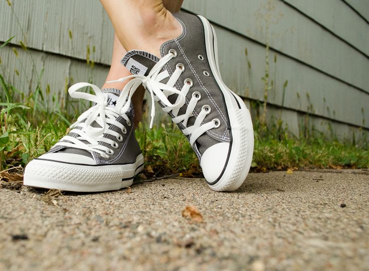 Chuck Taylor Converse shoes