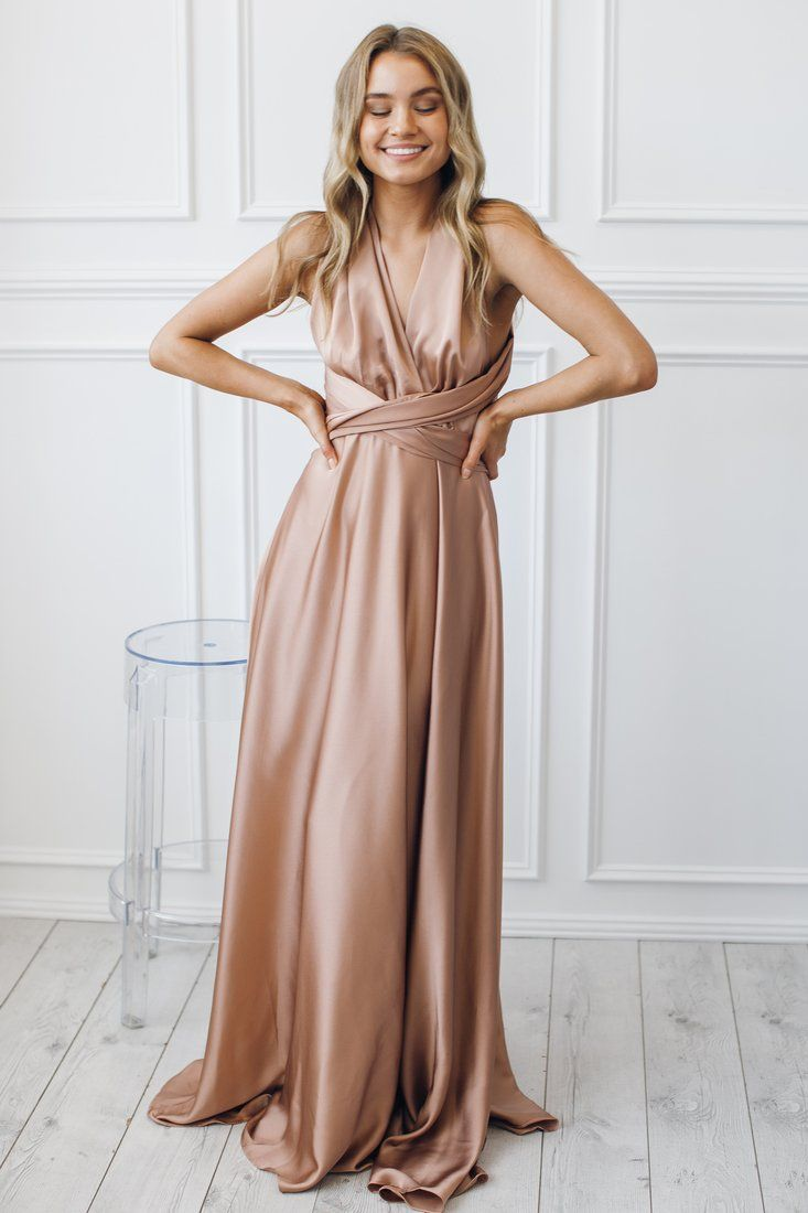 Oscars dress rose gold in my style pinterest dresses