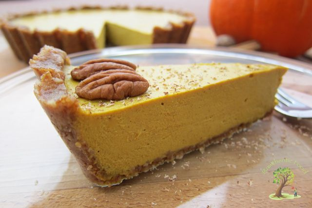 Delicious Pumpkin Pie! -Grain free, Gluten Free, Wheat free, Dairy Free, High GI Sugar Free, Preservative Free, Additive Free, Junk Free, Low Nuts, Guilt Free and made with love!