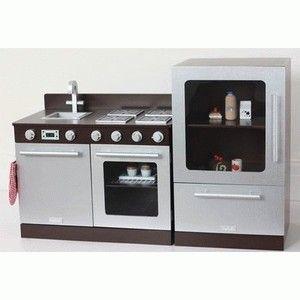 Espresso Gourmet Toy Kitchen Set
