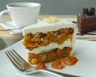 Vegan carrot cakes, Vegan restaurants and Vegans on Pinterest
