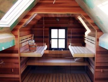 Climaworld maakt van uw huis of tuin een waar wellnesscenter en biedt sauna's en infraroodcabine's aan op maat.