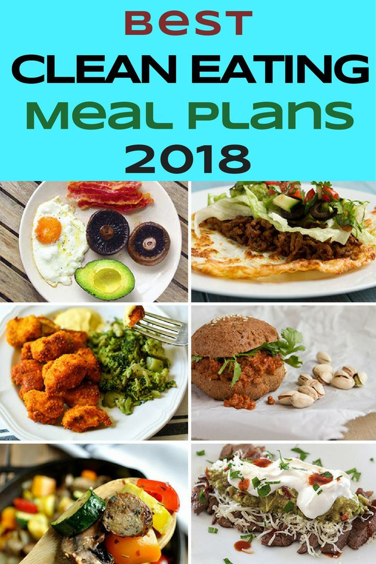 Free Download - The Best Clean Eating Meal Plans 2018  #cleaneatingideas #cleaneatingrecipes