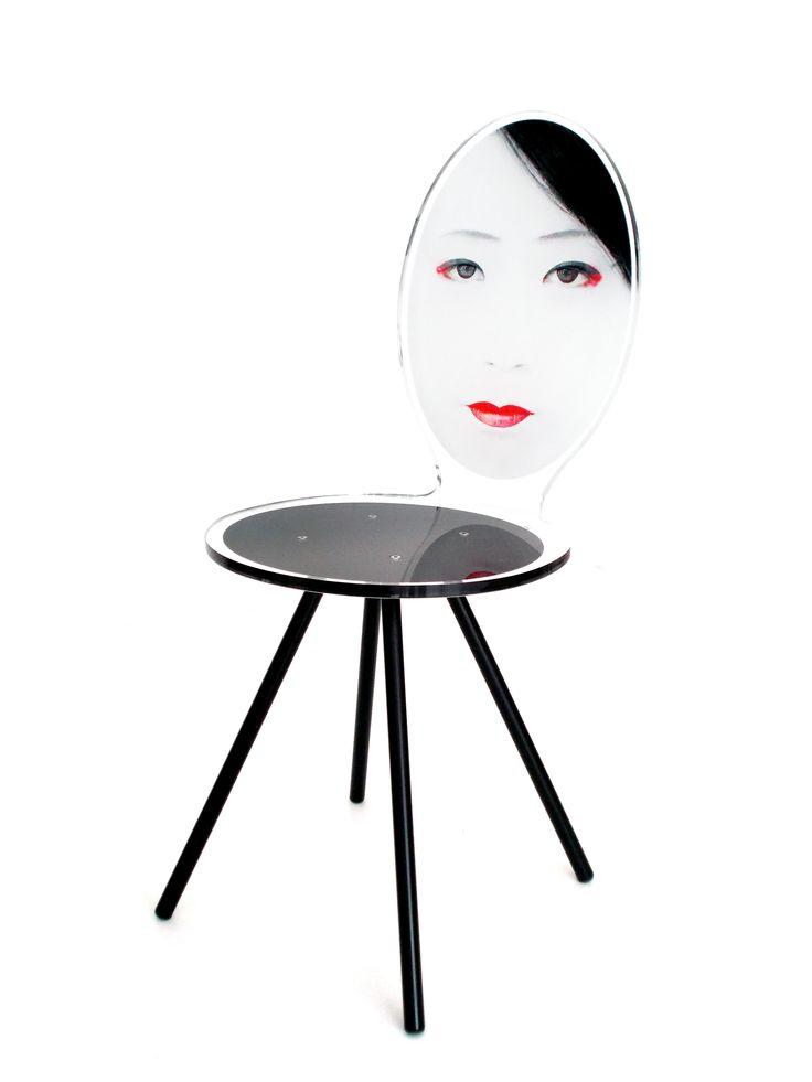 Asian Chair - Madame AOI
