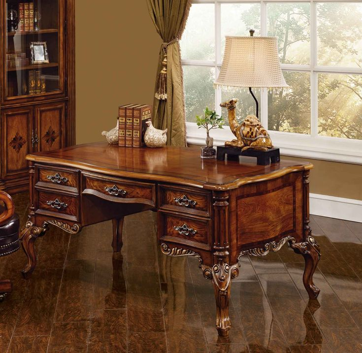 Feb 12, 2020 - Exeter Executive Desk - Desk - Home Office