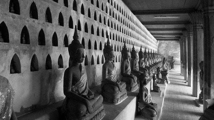 Laos, Vientiane, 2011
