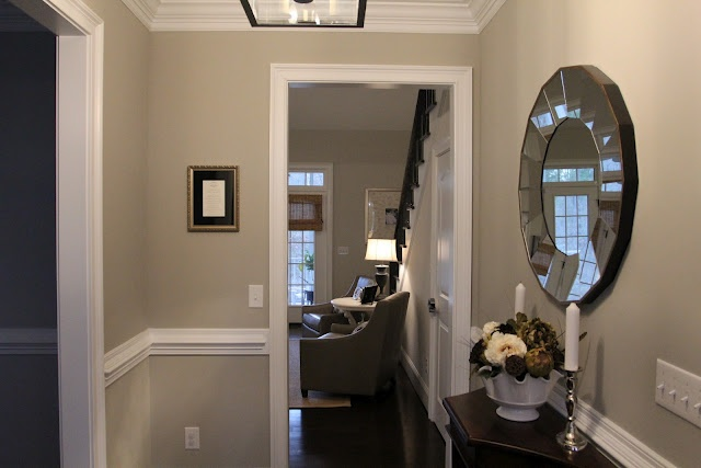Pink Foyer Room Escape : Thirteen acres foyer and dining room source lists olympic