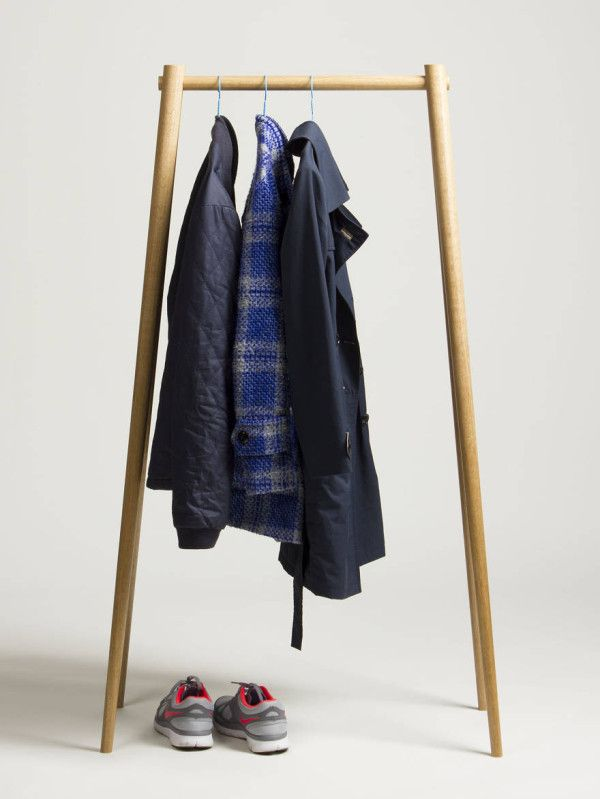 Killa Coat Rack by Olli Mustikainen in home furnishings  Category