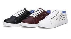 Mens Cool Riveted Casual Sneakers