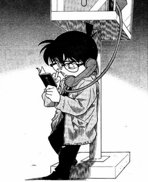 Sketch Conan