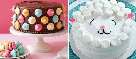 4 Deko-Hacks für süße Kuchen!