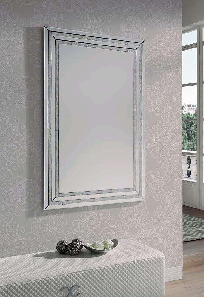 Espejo rectangular enmarcado (294 – DE3) - Muebles CASANOVA