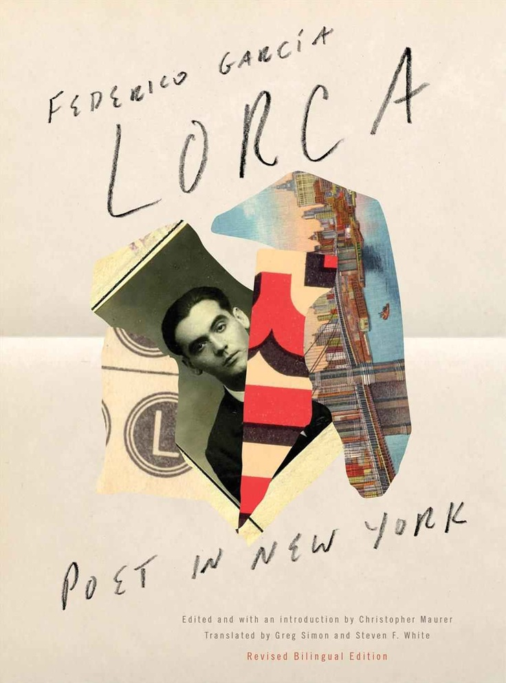 Poetas en New York por Federico Garcia Lorca