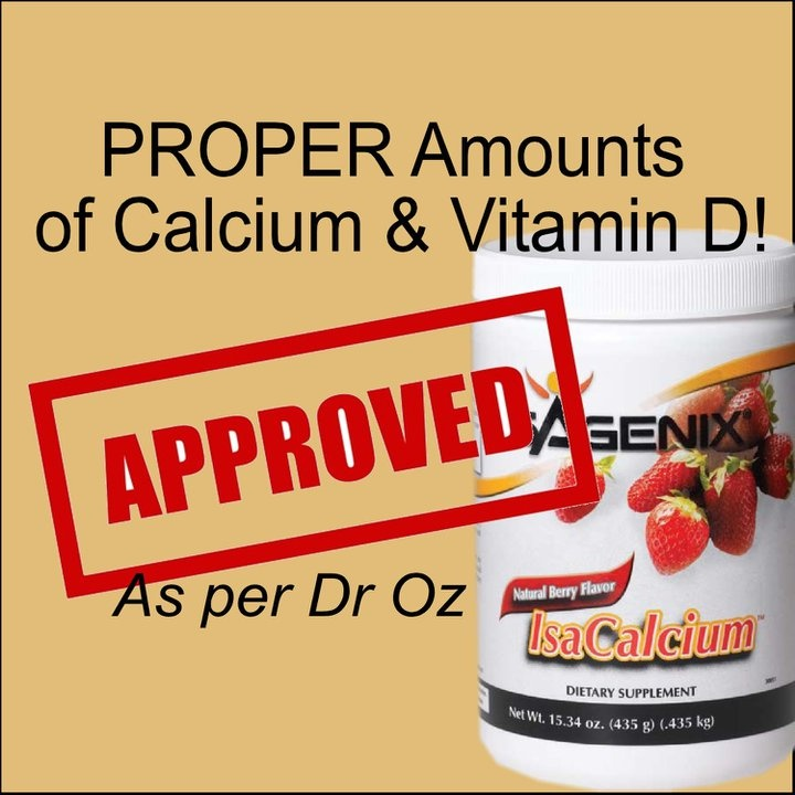 Do you take a Calcium tablet everyday? Our calcium is in liquid form which makes it more absorbable.
