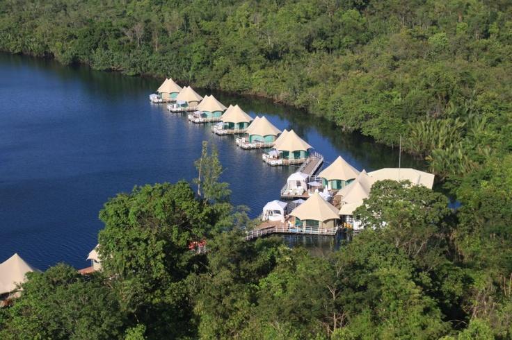 4 Rivers Floating Lodge