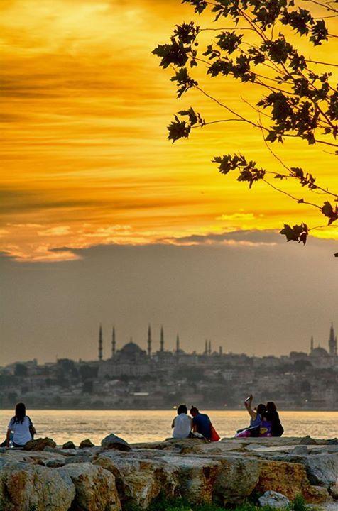 ✿ ❤ Seyrine doyum olmayan güzel İstanbul'um! :) Bosphorus, İstanbul By Yaşar Koç