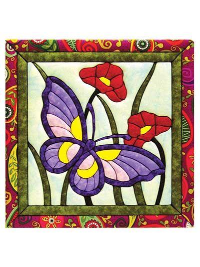 Butterflies Quilt Magic Kit