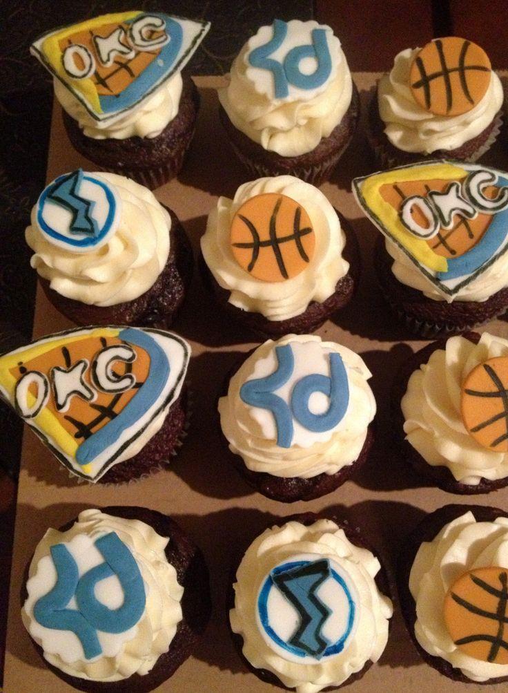 Kevin Durant Birthday Cake