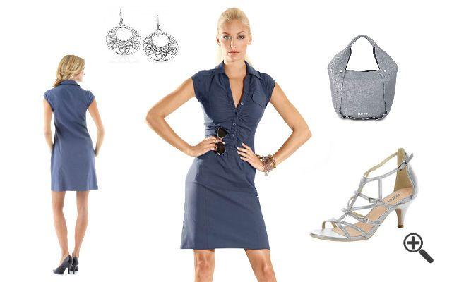 Kleider für große Oberweite + 3 Outfit Ideen für Edit: http://www.fancybeast.de/schoene-kleider-fuer-grosse-oberweite-outfit-ideen/ #Blusenkleider #Oberweite #Kleider #Dress #Outfit #Fashion Outfit Ideen Schöne Kleider für große Oberweite