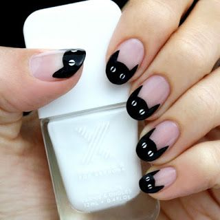 15 best best halloween nail designs images on pinterest tips easy do it yourself halloween nail designs httpfashioncluba solutioingenieria Choice Image