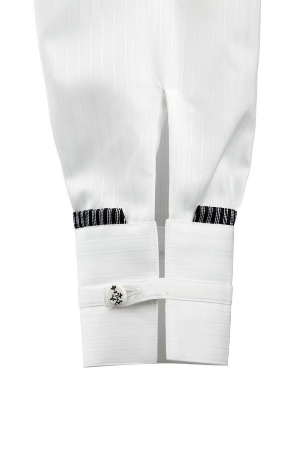 Bespoke shirts and blouses Cuff detail