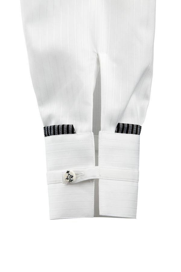 Bespoke shirts and blouses Cuff detail