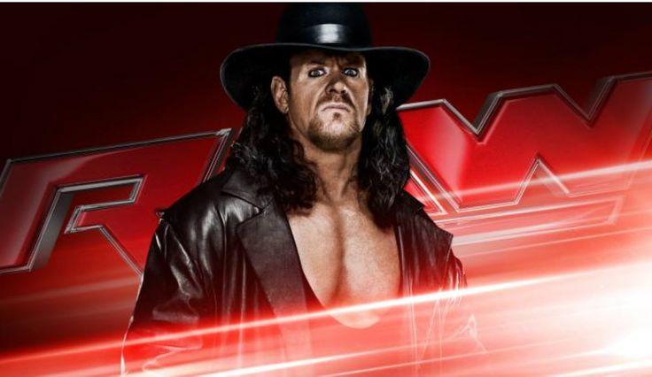 WWE News: 'Monday Night RAW' Preview — Undertaker Returns, Sasha Banks vs. Becky Lynch