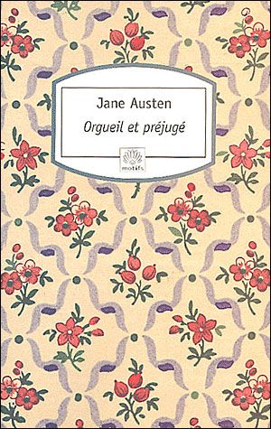 couverture de livre : Orgueil et préjugé - Jane Austen