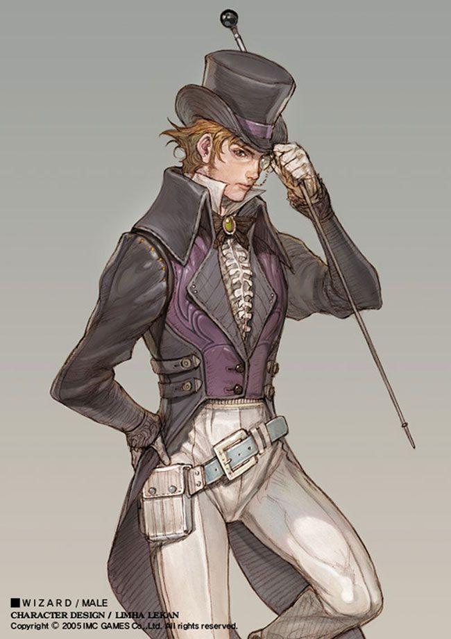 Steampunk Male Drawing | www.pixshark.com - Images ...
