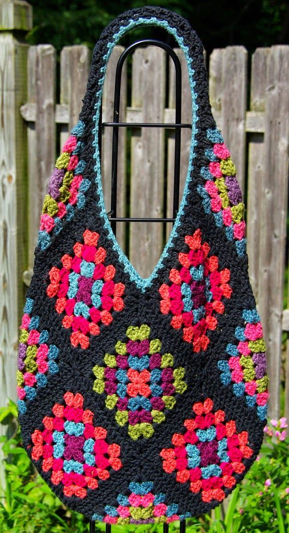 Little Bit'A Bling Design - ETSY!! House Revivals: 17 Pretty Projects to Make With Granny Squares