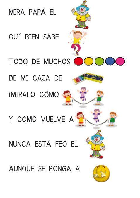 Los poemas a la madre para niños de primaria están cargados de bellos mensajes dedicados al primer amor. pictogramas poesias, adivinanzas canciones | Adivinanzas