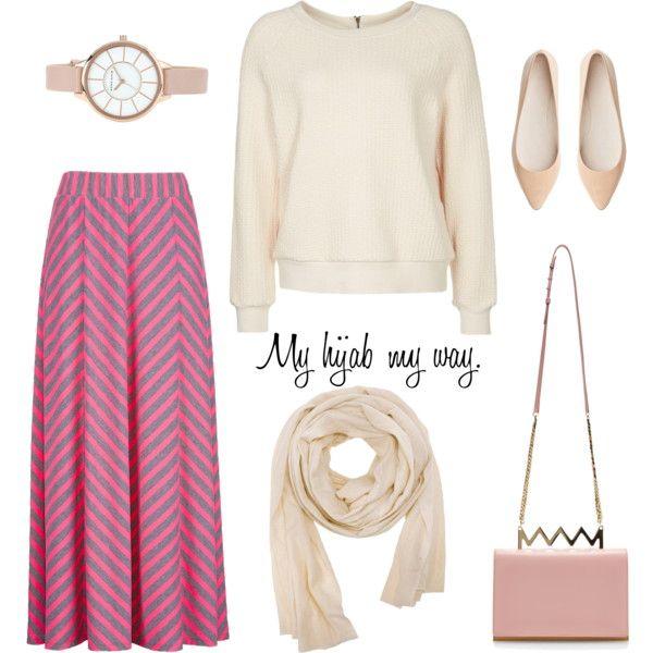 """Muslimah fashion 2"" by lai-la on Polyvore"