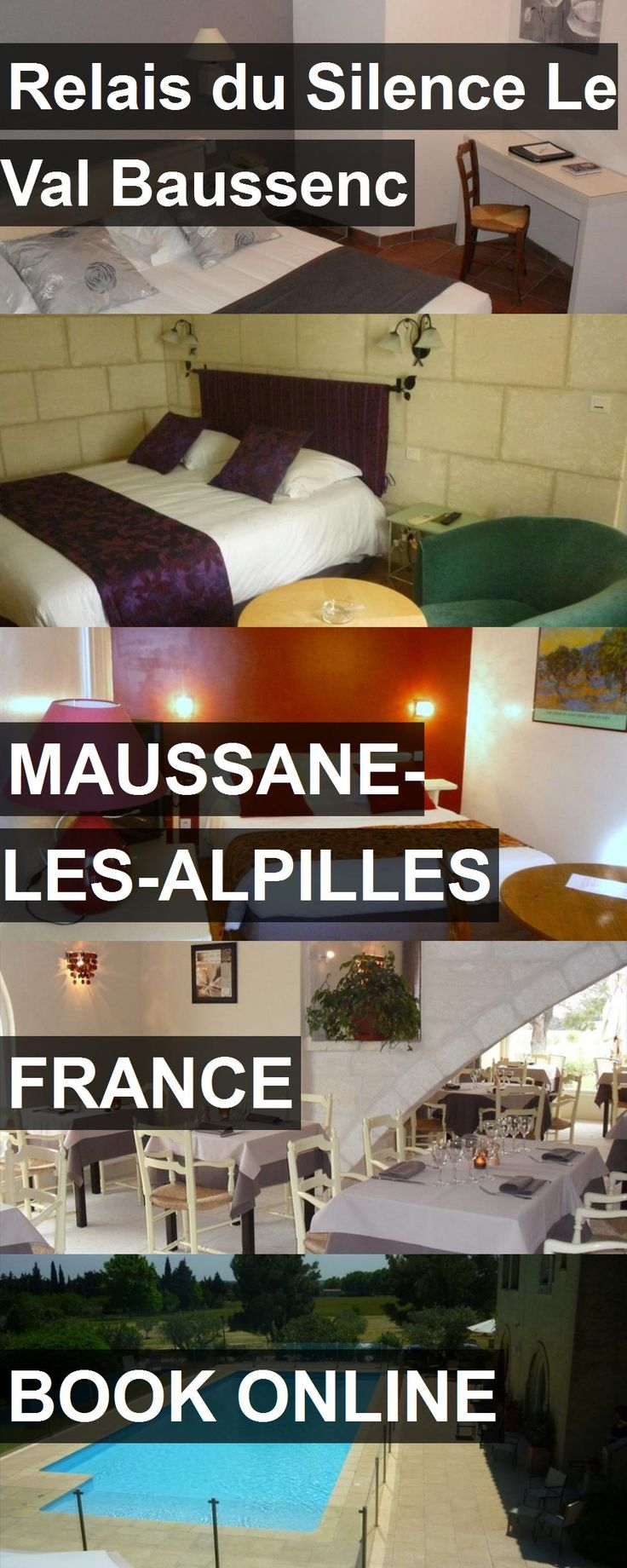 Hotel Relais du Silence Le Val Baussenc in Maussane-les-Alpilles, France. For more information, photos, reviews and best prices please follow the link. #France #Maussane-les-Alpilles #RelaisduSilenceLeValBaussenc #hotel #travel #vacation