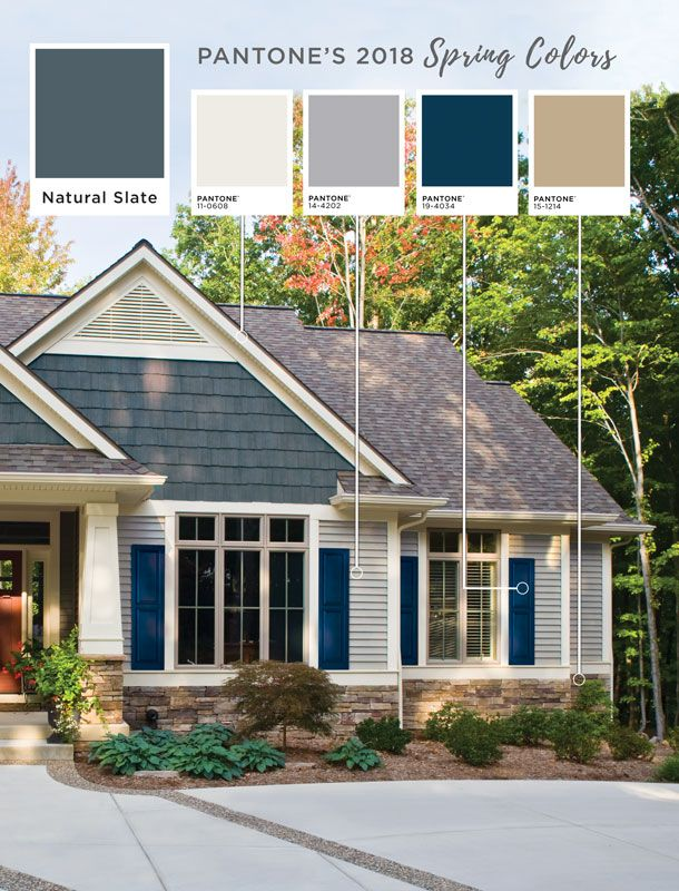 32 Best Siding Colors We Love Images On Pinterest Gutter