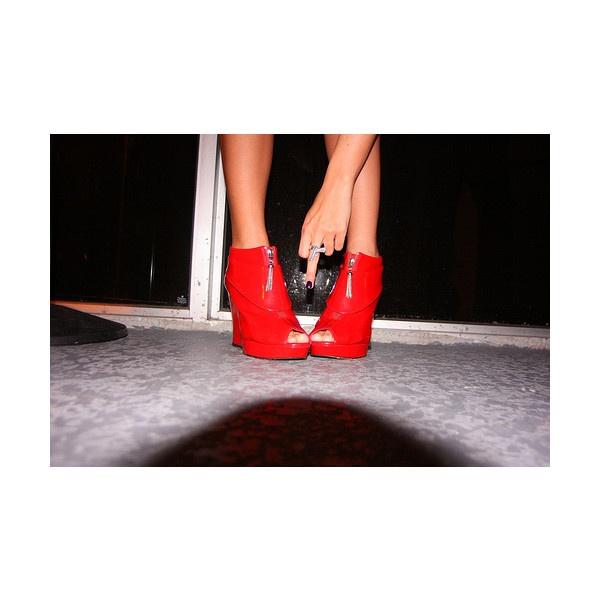 GogiRathbone - Tumblr - hot mess. ❤ liked on Polyvore