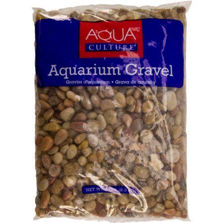 Aqua Culture Aquarium Gravel, Coral Nuggets, 5 lb