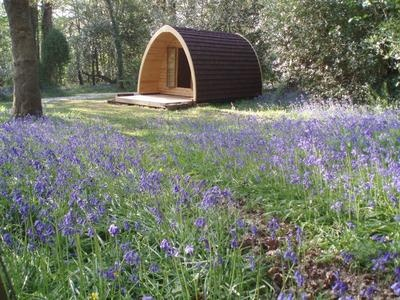Camping hut in Bodmin